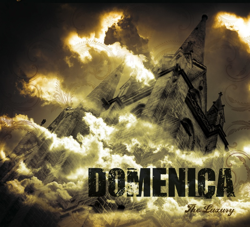 domenica band merch free download buy the luxury CD album store